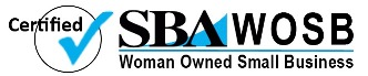 Certified SBA Woman-Owned Small Business