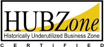 HUBZone-certified small business