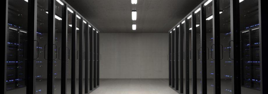A room of servers
